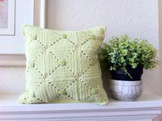 My first crochet Cushion