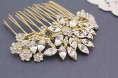 Gold Bridal Accessories We Absolutely ADORE — The Overwhelmed Bride // Bridal Blog + Southern California Wedding Planner