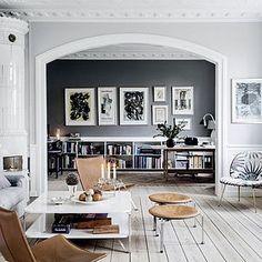 7 dreamy Scandinavian living rooms | Daily Dream Decor | Bloglovin'