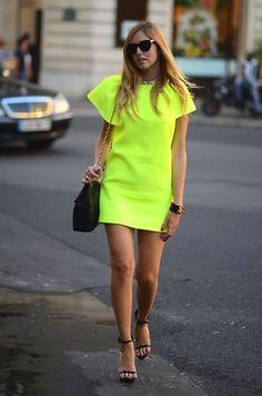 Callejeando la moda: ACID GIRLS. Chiara Ferragni. Theblondesalad Fashion Blogger.