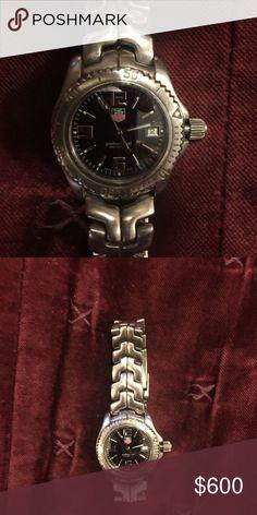 Tag Heuer watch Tag Heuer watch (women's) Tag Heuer Accessories Watches