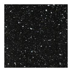 IKEA - SÄLJAN Countertop black mineral effect, laminate Quartz Kitchen Countertops, Kitchen Countertop Materials, Laminate Countertops, Granite Tile, Toaster, Dish Detergent, Black Quartz, Work Tops