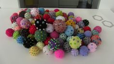 Swine flu #microbes - looking right back at you!  http://www.glasgowcityofscience.com/get-involved/knitting-microbes