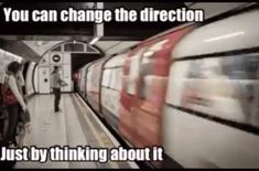 You Can Change Direction! - Funny And Healthy Funny Vid, Stupid Funny, Funny Cute, Funny Jokes, Cool Optical Illusions, Optical Illusions Brain Teasers, Funny Illusions, Illusions Mind, Weird Facts