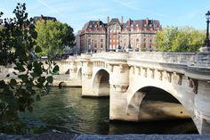 Pont Neuf by Avelina on @creativemarket