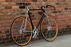 Detroit Bicycle Company Track  - #bike #design #bicycle #inspiration #creative #frame