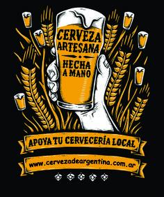apoya tu cervecería local cerveza de argentina