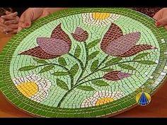 Resultado de imagen de cajas decoradas con falso mosaico