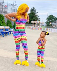 and baby goals Who wore it better? Mom or daughter Who wore it better? Mom or daughter Cute Little Girls Outfits, Mommy And Me Outfits, Family Outfits, Baby Outfits, Kids Outfits, Black Baby Girls, Cute Black Babies, Cute Baby Girl, Black Kids