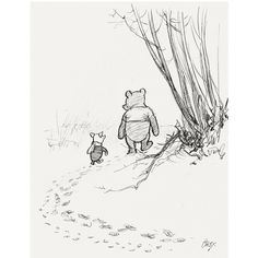 Sotheby's | Auctions - 'That sort of Bear': E.H. Shepard's Winnie-the-Pooh From the Collections of Stanley J Seeger and Christopher Cone | Sotheby's