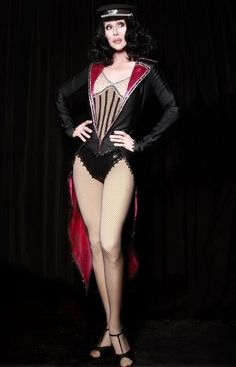 Chad Michaels. Hes dressed as Cher. Hes freaking beautiful (: