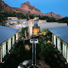 25 best hotels in the West   Sanctuary on Camelback Mountain   Sunset.com