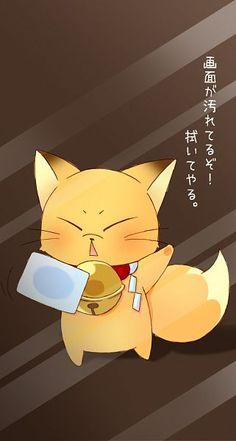 Gugure! Kokkuri-san, Kokkuri-san (Fox) (Gugure! Kokkuri-san), Kokkuri-san (Gugure! Kokkuri-san), Fox
