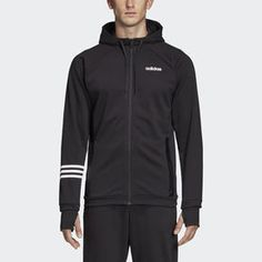 Adidas Originals Men's Essentials Motion Pack Track Jacket In Black Size X-large Cotton/polyester By Adidas Types Of Jackets, Men's Jackets, Adidas Tracksuit, Adidas Outfit, Adidas Fashion, Mens Essentials, Blue Adidas, Adidas Men, Adidas Originals Mens