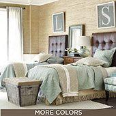 Vanves Natural Linen Bedding
