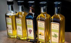 Artisan Oil and Vinegar