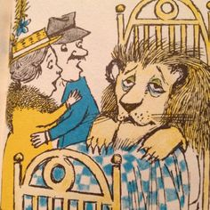 "Maurice Sendak, ""I don't care!"""
