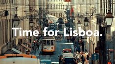 Our latest work for Invest Lisboa and Câmara Municipal de Lisboa  To celebrate the city and its makers.