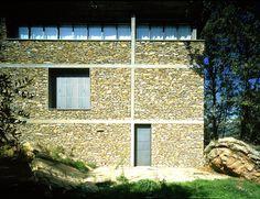 Casa de Piedra, Tavole, Italy • Herzog & de Meuron