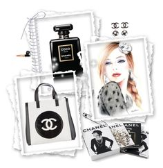 """""""Chanel"""" by mandeerose ❤ liked on Polyvore featuring beauty and Chanel"""