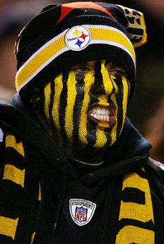 The best fans in the NFL are Steelers fans!!!