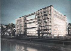 (SP) Santos | Ponta da Praia | Nova Escola do SENAI | República Arquitetos e Grupo SP Arquitetos - SkyscraperCity