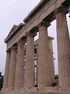 Partenon, Acrópolis de Atenas
