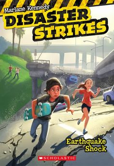Joey's trip home from the skate park is interrupted by an earthquake.  Will he and his friends make it home?
