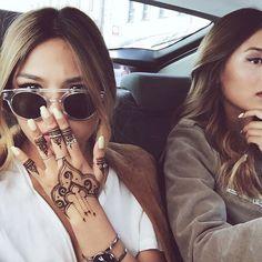 Henna Tattoo #MehendiMandalaArt @MehendiMandala