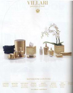 """VILLARI for the magazine """"Marie claire maison"""" in november 2011"""