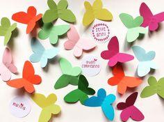 Ci sono tante farfalle colorate pronte a volare a una festa bellissima!  #birthdaypartybox #butterflypartybox  #partyboxpersonalizzata #partyboxdicompleanno #eventospecialepartybox #buoncompleannomarti #setteanni #compleannofarfalloso #lavoriincorso