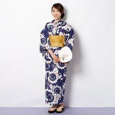 (浴衣)ひまわり/bonheur saisons yukata on ShopStyle