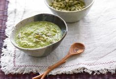 Pumpkin Seed Mole Verde  Recipe     Active time: 15 minutes Total time: 35 minutes