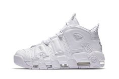 "buy online 28f64 7cf91 Nike Air More Uptempo ""Triple White""Shoes For Men Best – Michael Jordan  Shoes"