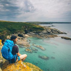 Travel down south to the coastal hikes around Cornwall's awesome Pixies Cove, with local adventure and water photographer Tom Young leading the way.