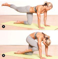 Movimentos de Yoga