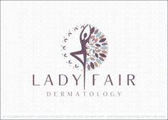 Lady Fair | Logo Design Gallery Inspiration | LogoMix