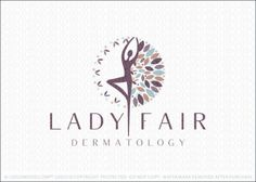 Lady Fair | Logo Design Gallery Inspiration | LogoMix