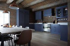Interior Architecture, Interior Design, Country Kitchen, Villa, Kitchen Cabinets, Table, House, Furniture, Home Decor