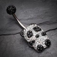 #BM25.com                 #ring                     #Glistening #Panda #Tiffany #Inspired #Belly #Button #Ring                    Glistening Panda Tiffany Inspired Belly Button Ring                           http://www.seapai.com/product.aspx?PID=1059627