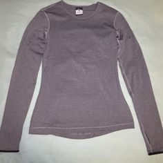 Grey Nike pro dri-fit! Never worn, amazing condition!   MAKE OFFERS!!! Nike Tops