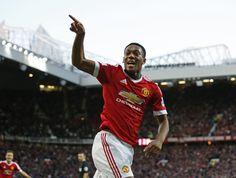 Débuts de rêve pour Anthony Martial avec Manchester United.