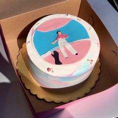Bolos One Direction, One Direction Cakes, Harry Styles Birthday, Harry Birthday, Pretty Birthday Cakes, Pretty Cakes, Cake Day, Eat Cake, Cake Albums
