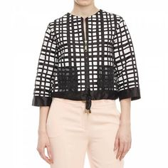 Jackets Woman Class Roberto Cavalli Blazers For Women, Jackets For Women, Clothes For Women, Sporty Chic Style, Roberto Cavalli, Skinny Pants, Active Wear, Couture, Woman