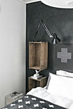 21 Industrial Modern Apartment Looks - MessageNote