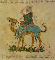 The greatest adventurer of all time for me is the Moroccan vagabond, Ibn Battuta. He not only traveled everywhere in his known world, but he wrote about it in ways that no one before him had. Ibn B… Ibn Battuta, Learn Arabic Online, Desert Colors, Facts For Kids, Islamic World, Islamic Art, Thing 1, Bnf, His Travel