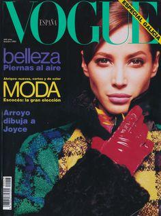 Vogue (España) October 1991 | Christy Turlington