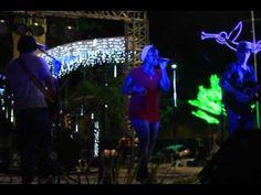 Lionella y Mike Edwards con Geração Roots Reggae do labrado