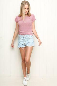 Brandy ♥ Melville   Mason Top - Clothing