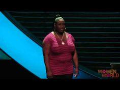 Marquesha Babers performance (Senna's Story) @Girl Rising #GirlRising #WiTW14